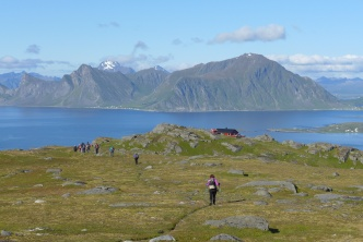 Self-Guided Hiking in the Lofoten Islands