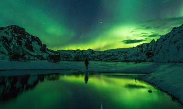 The Northern Lights of Northen Norway